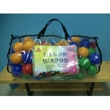 Сумка-чехол для пластиковых шаров на 100шт